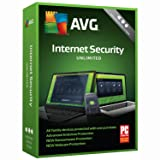 AVG Internet Security 2019, Unlimited Users 2 Years [Key Code]