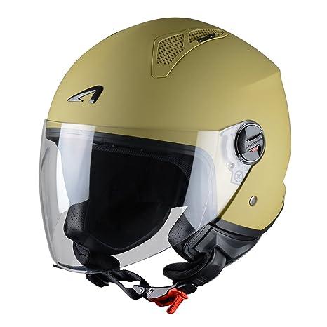 Astone Helmets MINIM-DESERTS Casque Jet Mini Jet Desert Taille S