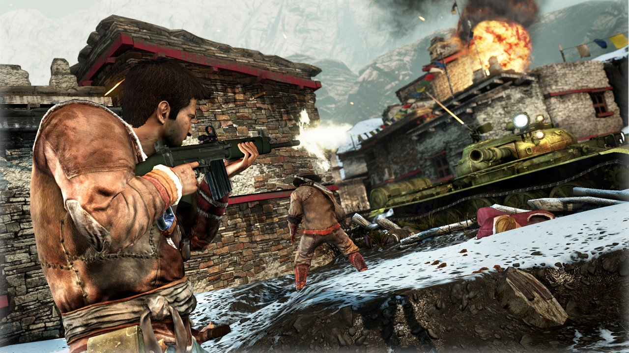 Amazon.com: UNCHARTED 2: Among