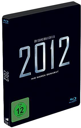 2012 (Limited Steelbook Edition) [Blu-ray]