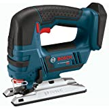 Bosch 18-Volt Lithium-Ion Cordless Jig Saw Bare Tool JSH180B (Color: Blue)