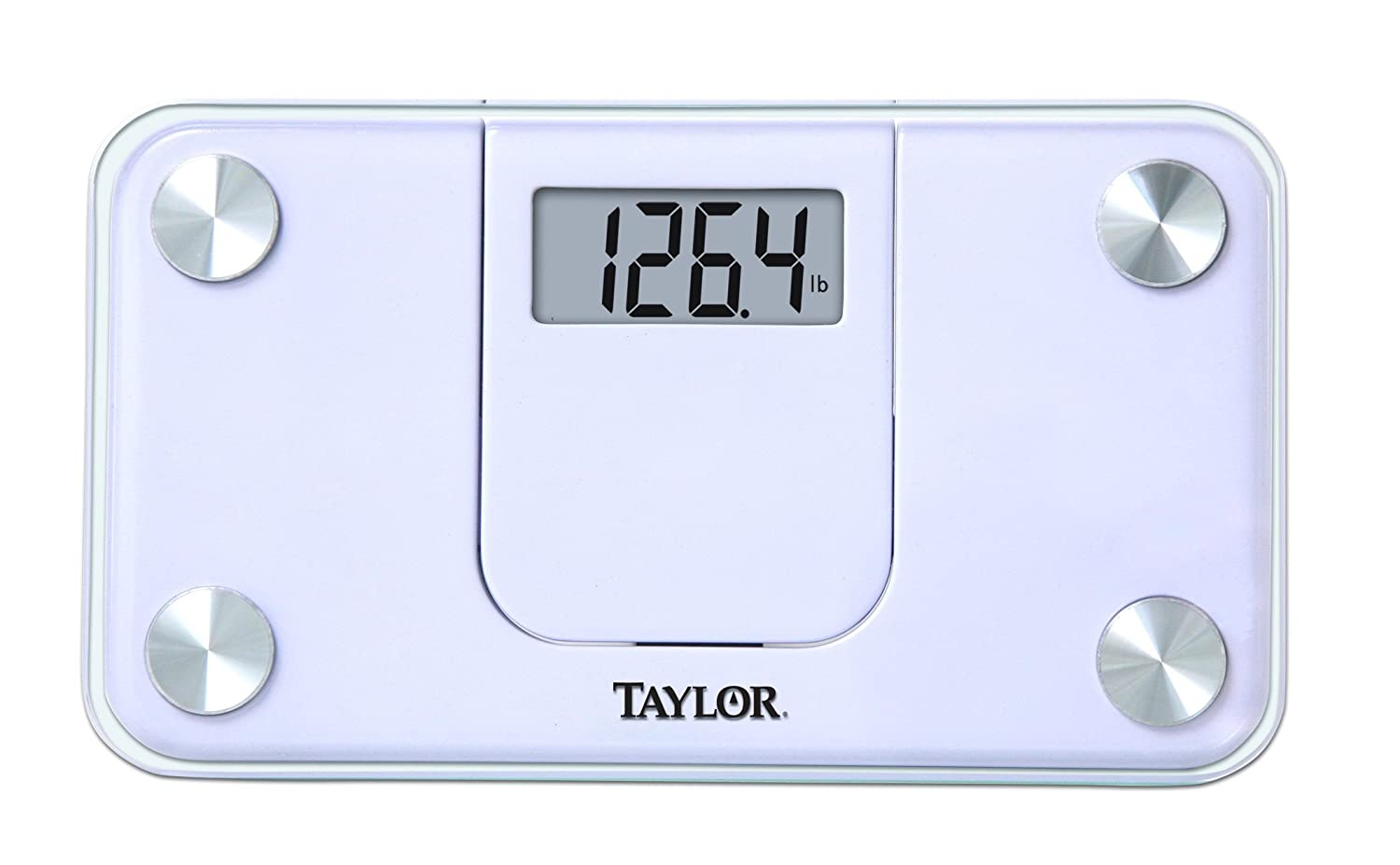 Taylor 7086 Mini Digital Bathroom Scale Best Digital Scales