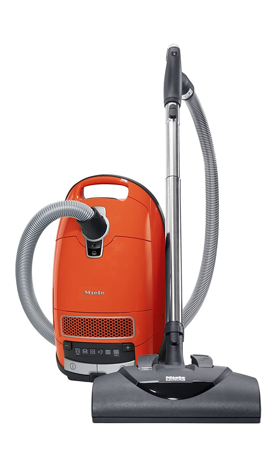 Miele S8380 Canister Vacuum Model