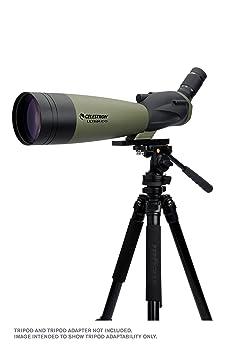 Celestron 52252 100mm Ultima Zoom Spotting Scope