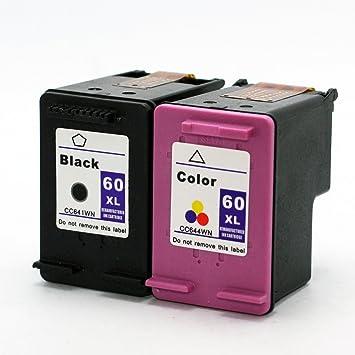 HP 60XL CC641WN 140 Ink Cartridge Black