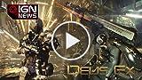 Deus Ex: Mankind Divided Leak Suggests Xbox One, PS4...