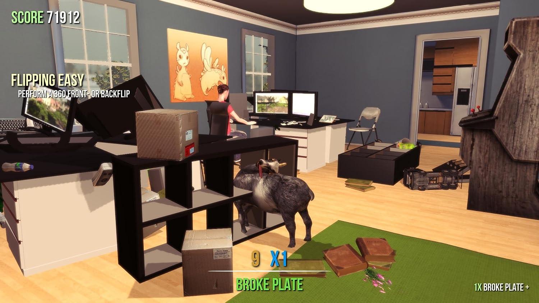 Goat Simulator v1.1.28847 PC (DOGE) 4