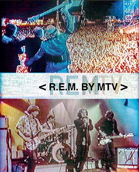 R.E.M. – R.E.M. by MTV (DVD & Blu-Ray)