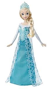 Disney Frozen Sparkle Elsa Doll - $14.99! (Reg. $24.99)