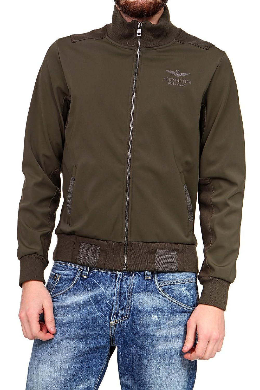 Aeronautica Militare Herren Blouson-Jacke , Farbe: Armeegruen bestellen