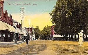 Indianola, Iowa postcard