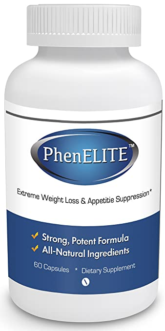 PhenELITE pharmaceutical grade weight loss pills