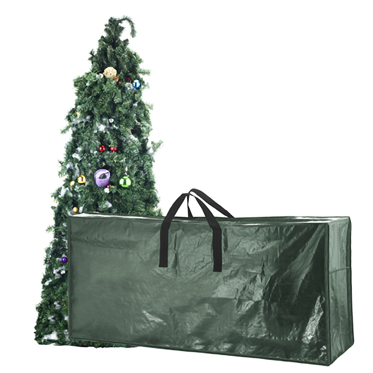 best artificial christmas tree storage bags poll. Black Bedroom Furniture Sets. Home Design Ideas