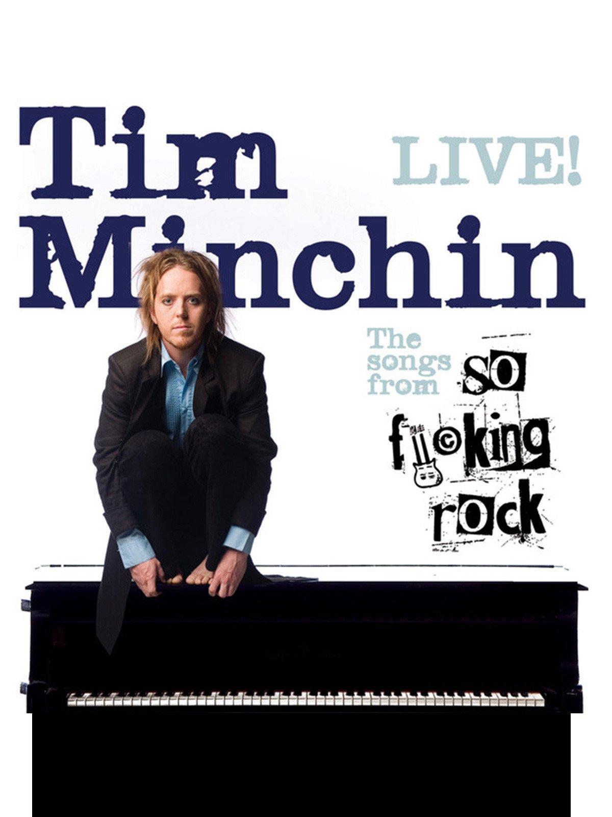 Tim Minchin: So F***ing Rock
