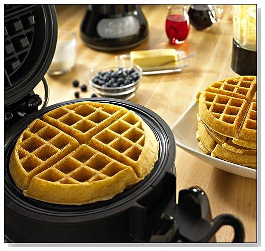 KitchenAid KWB110OB Waffle Baker Review