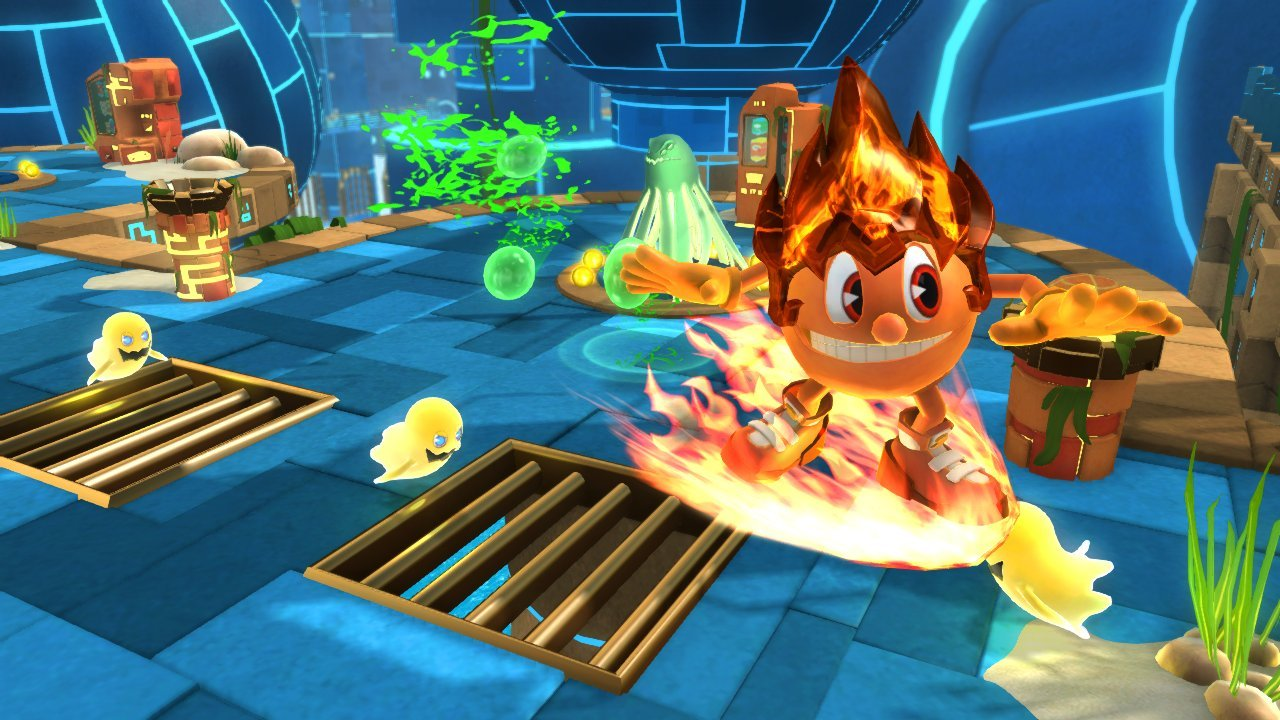 Pac-Man And The Ghostly Adventures 2 Multilenguaje ESPAÑOL XBOX 360 (Region FREE) (iND) 5