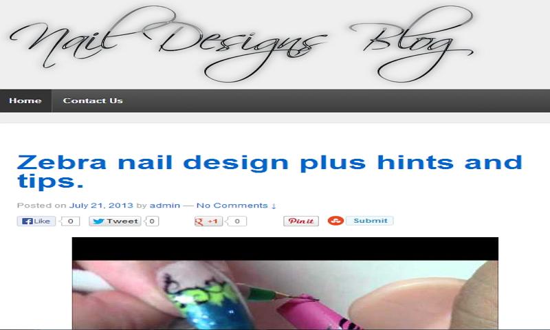 Nail Designs Blog