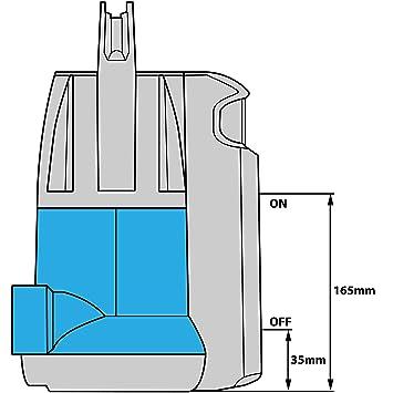 flachsaugende klarwasser tauchpumpe pumpe dirt star 250 1. Black Bedroom Furniture Sets. Home Design Ideas