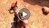 Classic Game Room - TOY STORY 3 For PS3 Review