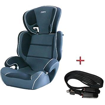 mervy ceinture ceinture de securite fixation isofix pour sieges auto auto groupe 1. Black Bedroom Furniture Sets. Home Design Ideas