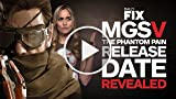 MGS 5 Release Date & Win Xbox Live Gold