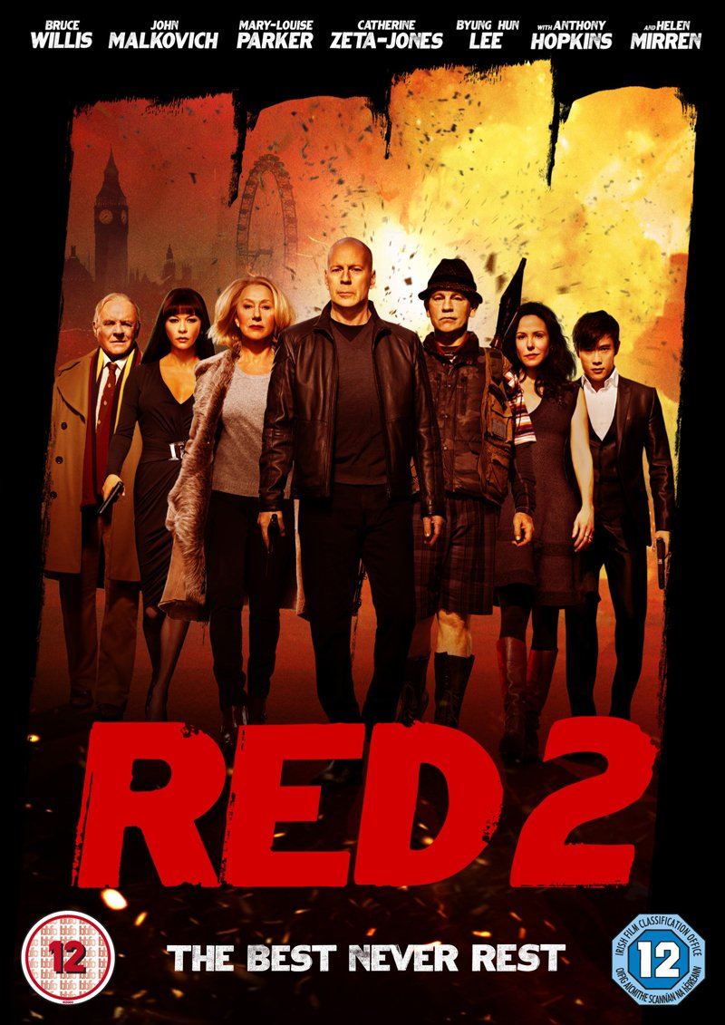 <b>Red 2</b> [DVD]: Amazon.co.uk: Bruce Willis, John Malkovich, Mary <b>...</b>