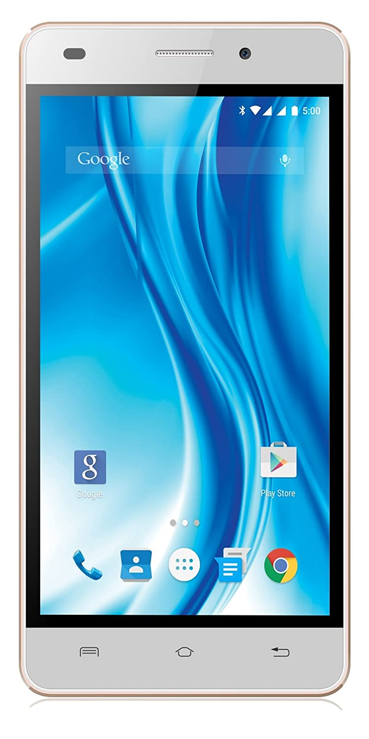 Lava X3 (White-Gold)
