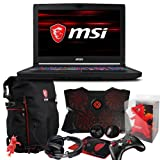 MSI GT63 TITAN-047 Essential (i7-8750H, 32GB RAM, 1TB NVMe SSD + 1TB HDD, NVIDIA GTX 1070 8GB, 15.6
