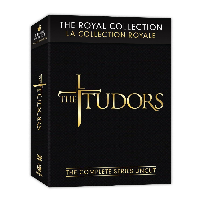 The Tudors: La collection royale (Bilingue)