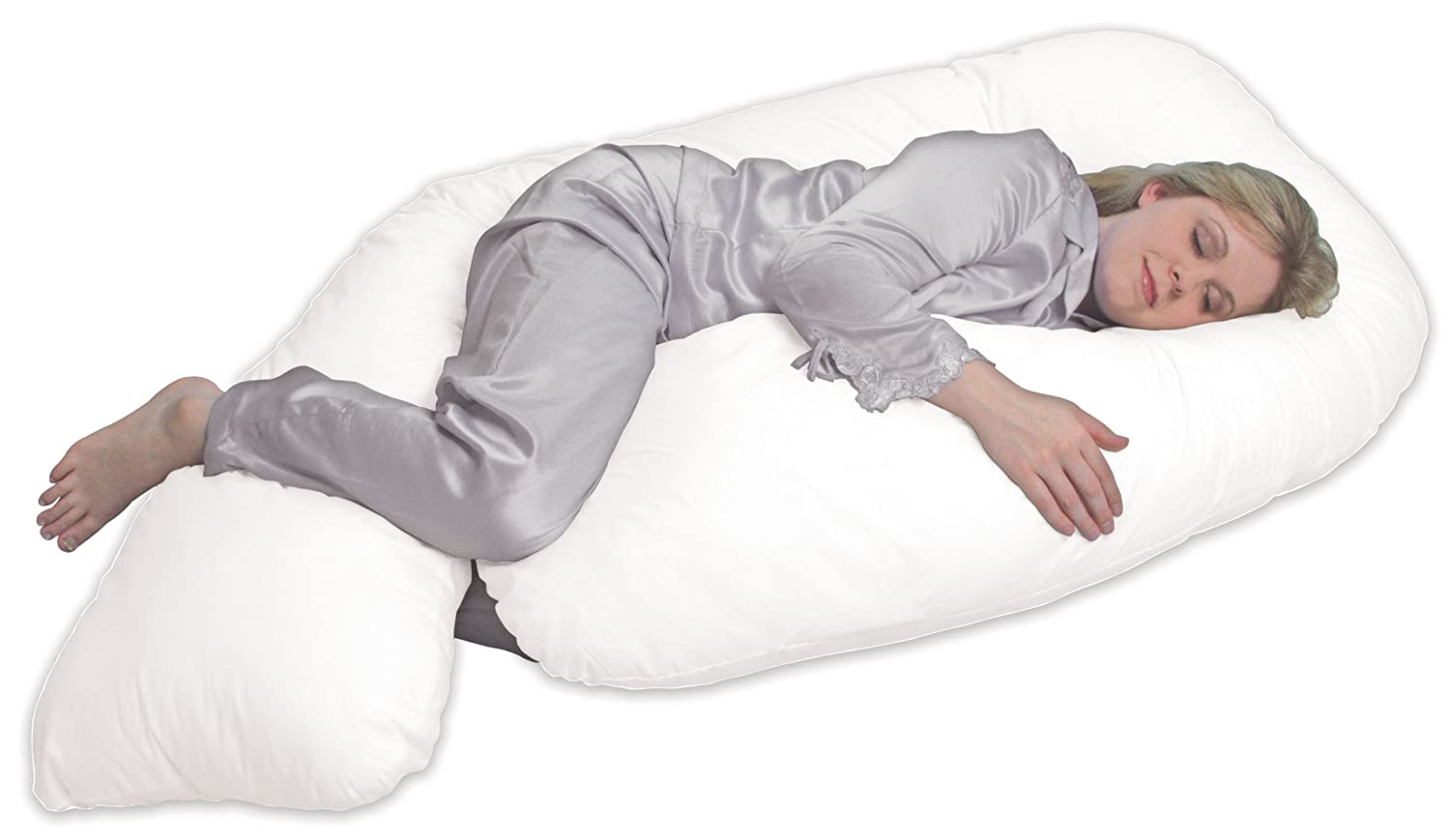 Leachco All Nighter Chic Total Body Pregnancy Pillow Review