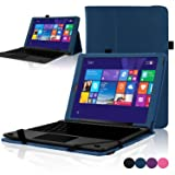 ACdream RCA Cambio W101 Case, Protective Premium PU Leather Cover Case for RCA 10.1
