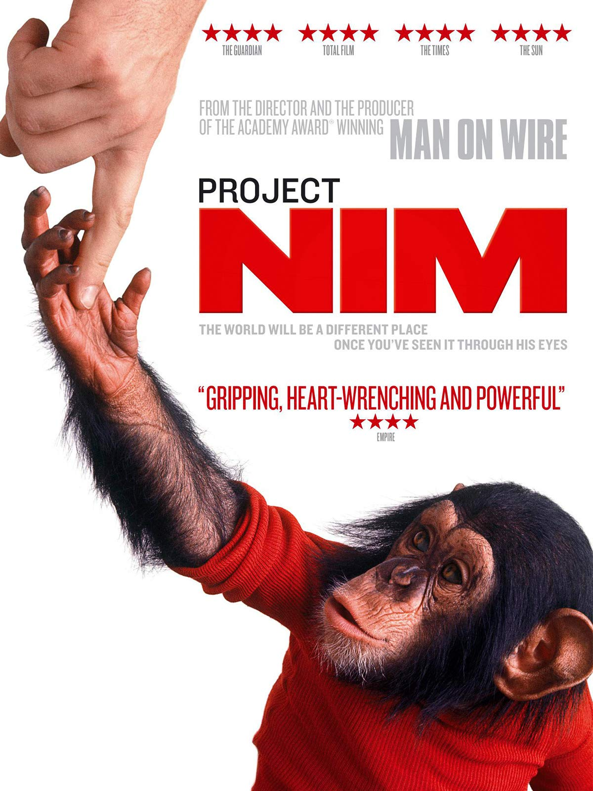 Project Nim on Amazon Prime Video UK