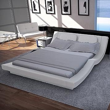 Funda de piel sintética con acolchado de Innocent para cama de 180 x 200 cm Adamas