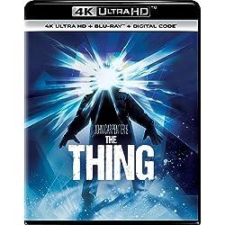 The Thing [4K Ultra HD + Blu-ray]