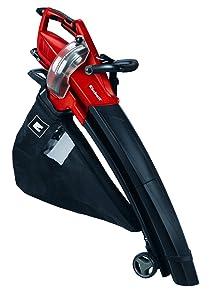 Einhell GEEL 3000 E ElektroLaubsauger, 3000 W, bis 13000 U/min, 300 km/h, 50 Liter Fangsack  BaumarktKritiken und weitere Informationen