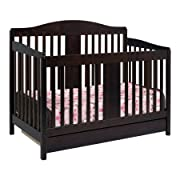 Davinci Parker 4 In 1 Convertible Crib With Toddler Rail