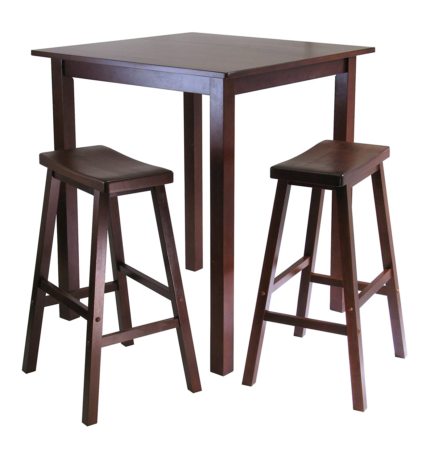 Square High Table Set