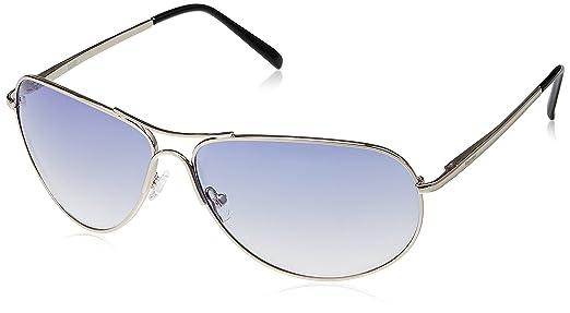 white aviator glasses  Fastrack Aviator Sunglasses (White) (M050BU2): Amazon.in: Clothing ...