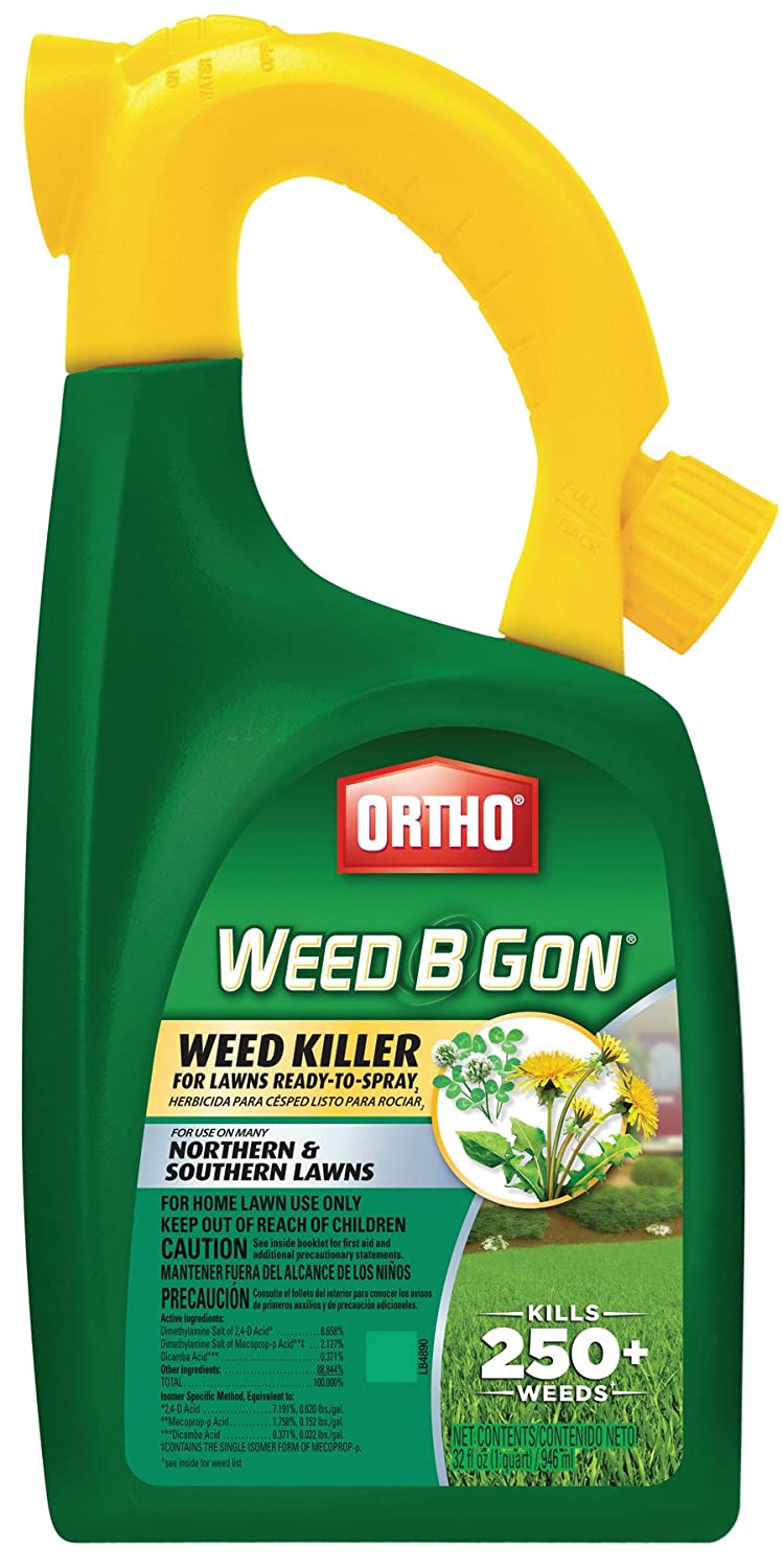 Ortho Weed B Gon Weed Killer for Lawns RTS
