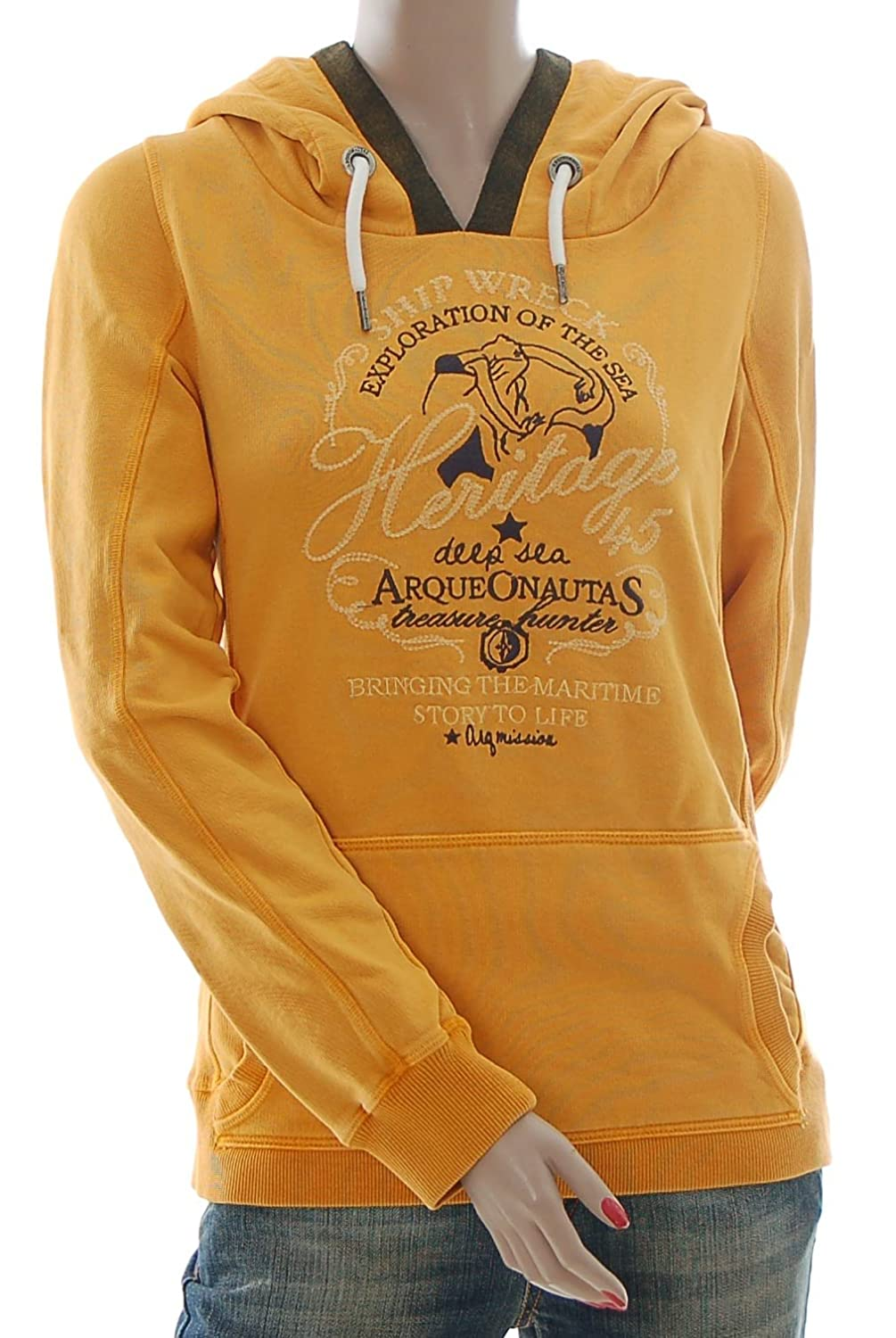ARQUEONAUTAS Sweatshirt Hoodie Kapuzenpullover Exploration of the Sea online kaufen