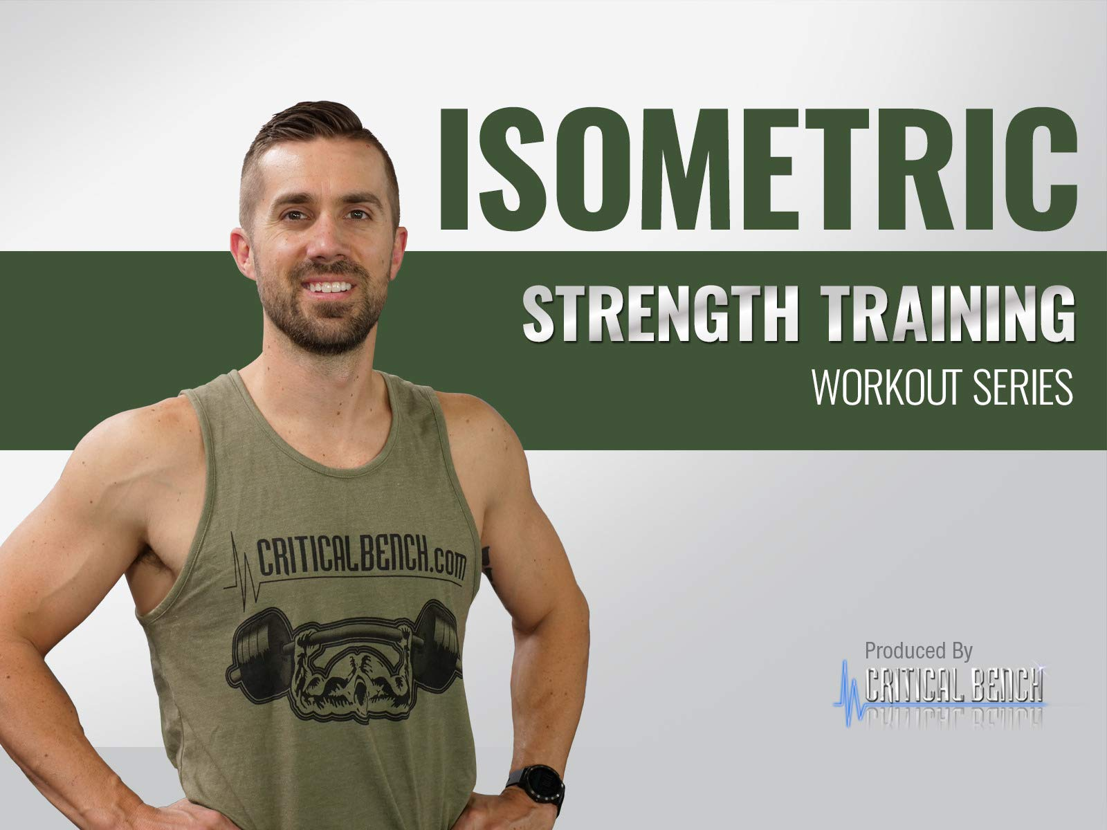 Isometric Strength Training Workout Series on Amazon Prime Instant Video UK