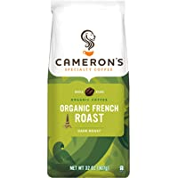 Cameron's Organic Whole Bean Coffee 32 Ounce