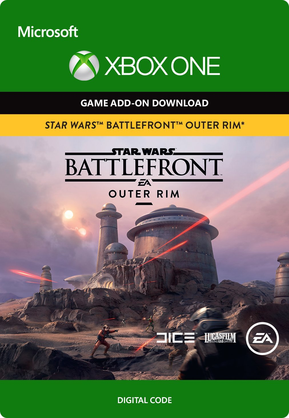Star Wars Battlefront Outer Rim - Xbox One (Digital Code)