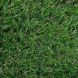 Outdoor Artificial Grass Shag Rug, 8x10 Green