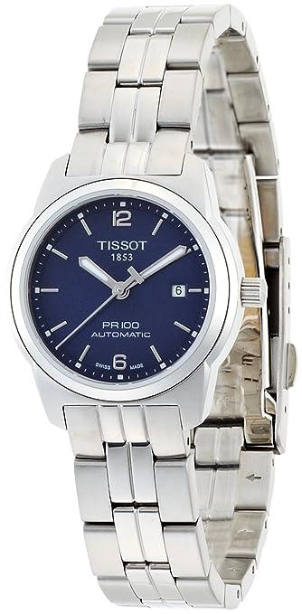 Tissot PR 100 Automatic Ladies Watch T0493071104700