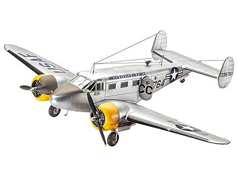 Revell  - 03966 - Maquette d'avion - C-45F Expéditeur