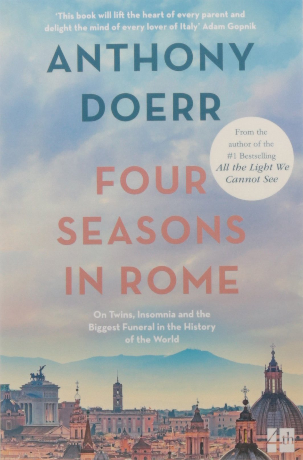 Buy Four Seasons In Rome Book Online At Low Prices In India  Four Seasons  In Rome Reviews & Ratings  Amazon