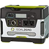 Goal Zero Yeti 400 Portable Power Station, 400Wh Battery Powered Generator Alternative with 12V, AC and USB Outputs (Color: One Color, Tamaño: Yeti 400)