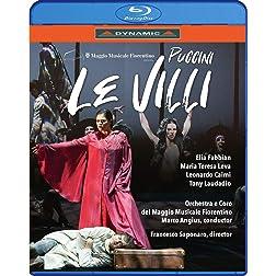 Puccini: Le Villi [Blu-ray]