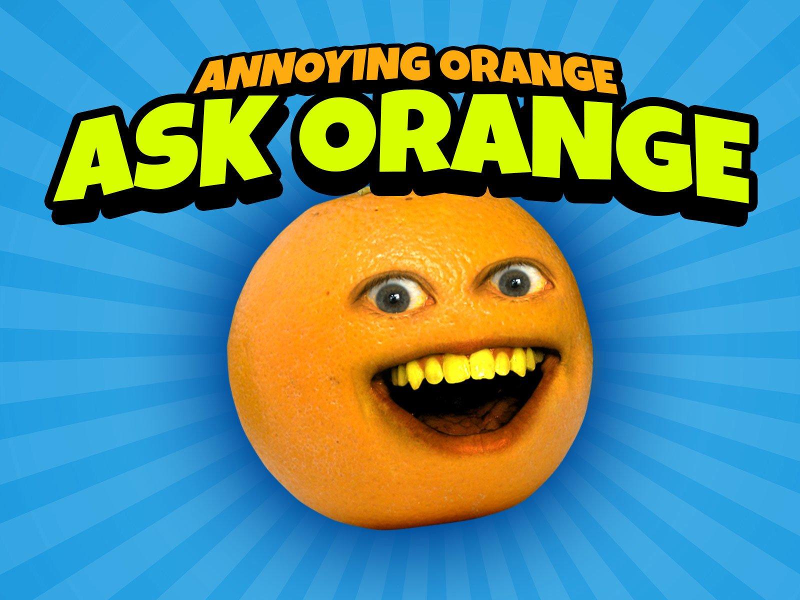 Annoying Orange - Ask Orange on Amazon Prime Video UK